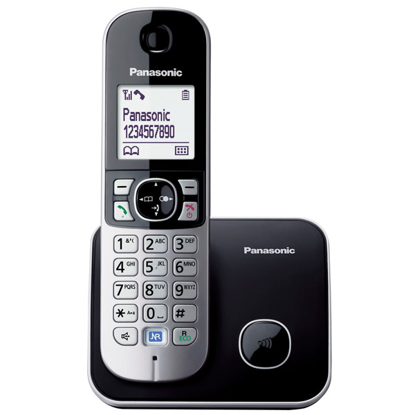 Телефон Panasonic KX-TG6811RUB